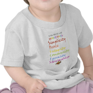 Quaker Spices T-shirts