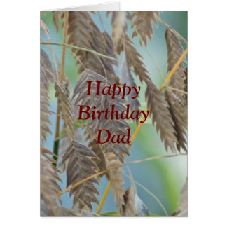 Quaking Oats card- customize any occasion