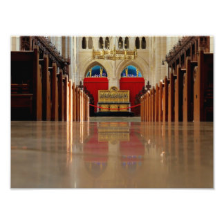 quality buckfast abbey reflection photograph