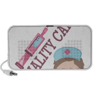 Quality Care Mini Speaker