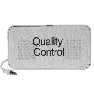 Quality Control iPhone Speaker