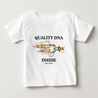 Quality DNA Inside (DNA Replication) Baby T-Shirt