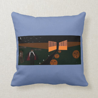 quality halloween pictures cushion