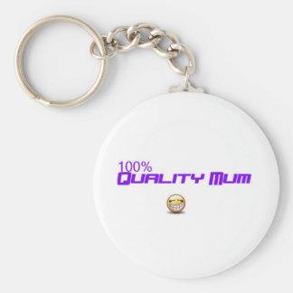 quality mum key ring