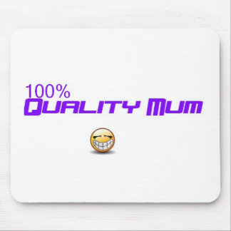 quality mum mouse pad