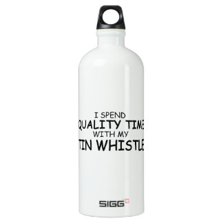 Quality Time Tin Whistle SIGG Traveller 1.0L Water Bottle