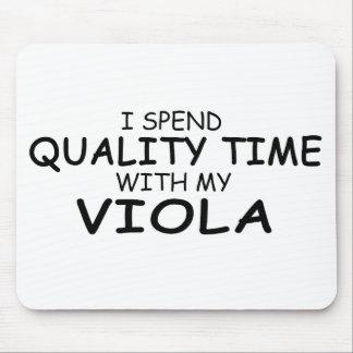 Quality Time Viola Mousepads