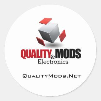 QualityMods Sticker (Basic)