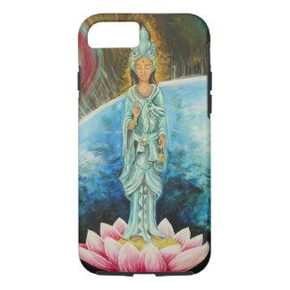 Quan Yin Lotus iPhone 7 Case