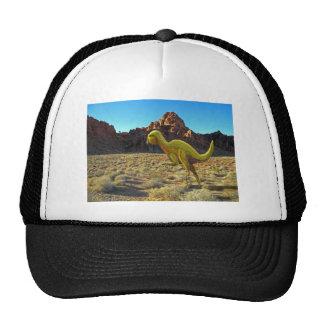 Quantasarus Dinosaur Trucker Hat