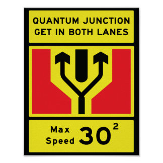 Quantum Junction Poster