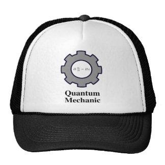 quantum mechanic, Schrodinger equation Trucker Hats