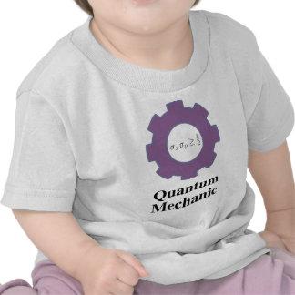 quantum mechanic tee shirt