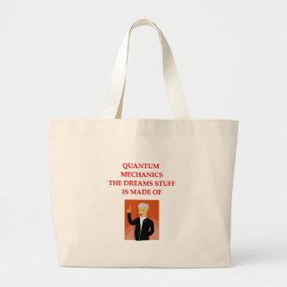 quantum mechanics bags
