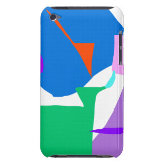 Quantum Particle Beautiful Debris Nature Invention iPod Touch Covers