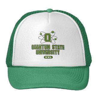 Quantum State University Mesh Hats