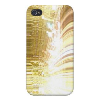 Quantum Strings iPhone 4 Case