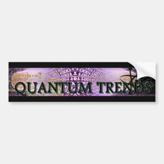Quantum Trends Bumper Sticker
