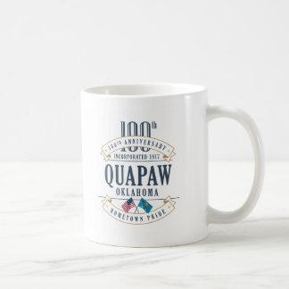 Quapaw, Oklahoma 100th Anniversary Mug