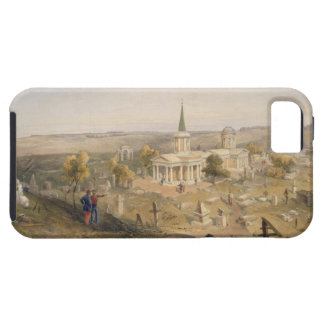 Quarantine Cemetery and Church, plate from 'The Se iPhone 5 Covers