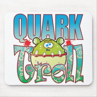 Quark Troll Mouse Pad