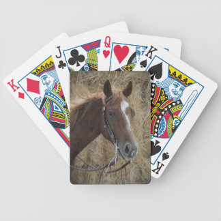 Quarter Horse Playing Cards