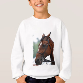Quarter Horse Profile Youth Sweatshirt