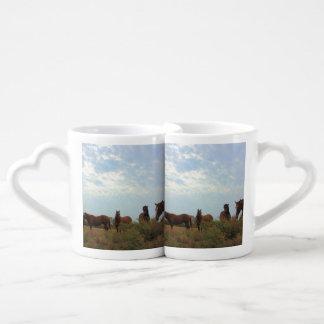 Quarter Horses Couples Mug