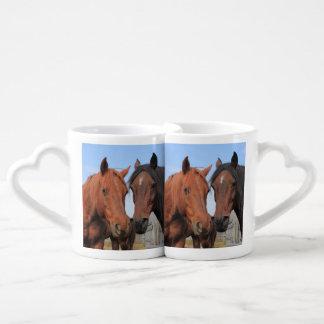 Quarter Horses Lovers Mugs