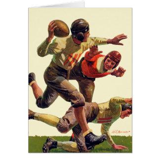 Quarterback Pass Card