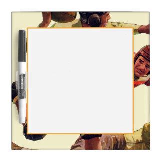 Quarterback Pass Dry Erase Board