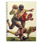 Quarterback Pass Notebook