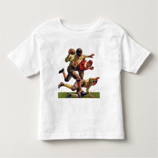 Quarterback Pass Toddler T-Shirt