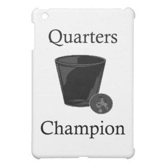 Quarters Champion iPad Mini Cover
