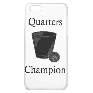 Quarters Champion Case For iPhone 5C