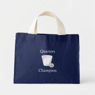 Quarters Champion Mini Tote Bag