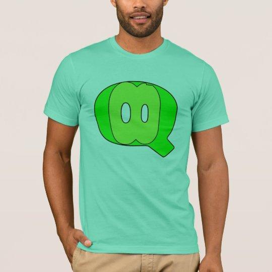 QUARTEZ ALTERNATE COSTUME LOGO T-Shirt