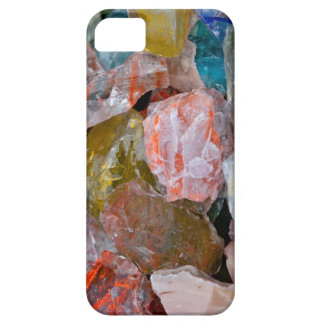 Quartz and Glass iPhone 5 Cover