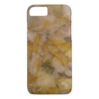 quartz chocolate phone case