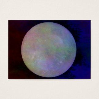 Quartz Crystall Ball Business Card