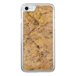 Quartz Rock Grain Carved iPhone 8/7 Case