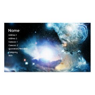 Quasar Business Card Templates
