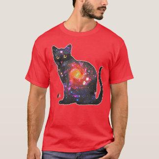 """Quasar"" Space In Cats T-Shirt"