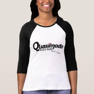 Quasimodo Blues Band - Edgy Stuff T Shirt