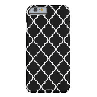 Quatrefoil Pattern iPhone Case