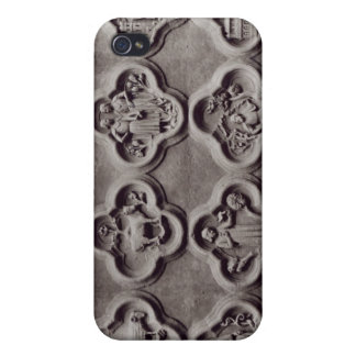 Quatrefoils with the Signs of the Zodiac iPhone 4/4S Case