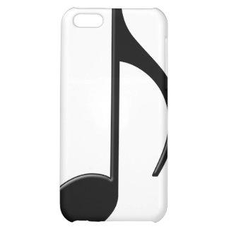Quaver - Eighth Note Music Symbol iPhone 5C Case