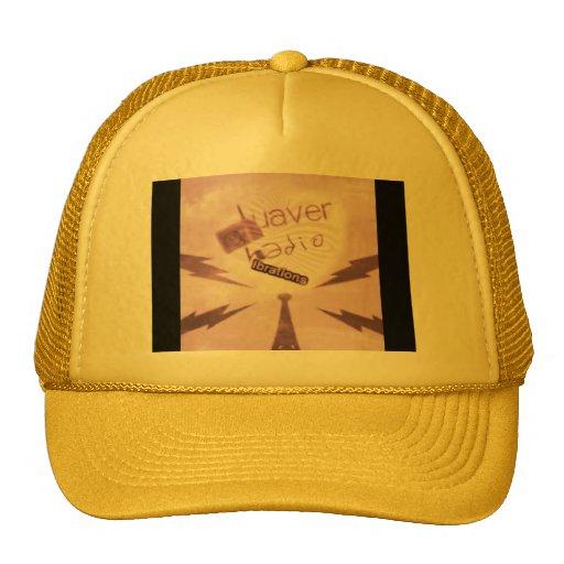 Quaver radio trucker hats