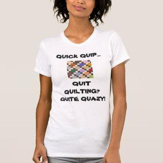 QUAZY QUILTING T-Shirt
