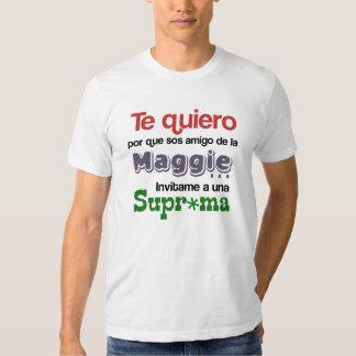 ¿Qué porque te quiero? T Shirt